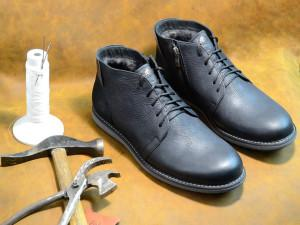 Ботинок Фабер-167017-1-2