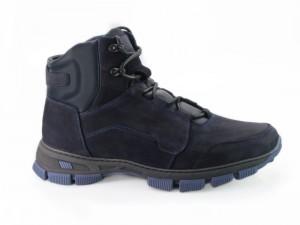 Ботинки Faber 166420/7 синего цвета