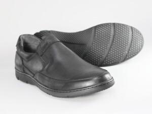 Мужские демисезонные туфли Faber 127702/1