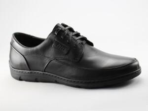 Мужские туфли Faber 127802/1 черные