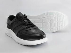 Мужские туфли Faber 198602/1 черного цвета